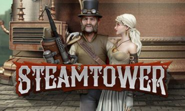 Steam Tower Slot Game
